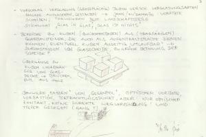 1996 Hombroich - Zeichnungen